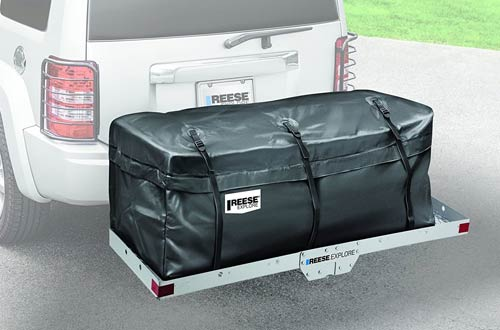 Reese Explore Aluminum Hitch Cargo Carrier Tray