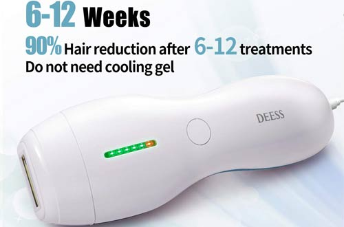 DEESS Home Permanent Laser Hair Removal Machines