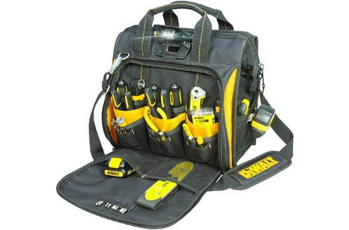 DEWALT DGL573 Lighted Technician Tool Bags