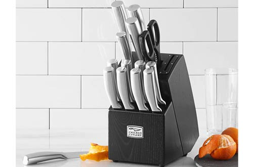 Chicago Cutlery Malden 16 Pc Knife Block Sets