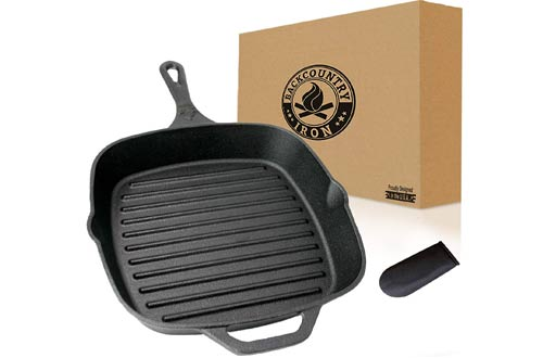 Cast Iron Grill Pans