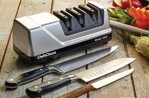 Professional Electric Knife Sharpeners - Knife Sharpening System