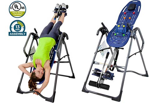 Teeter Inversion Table for Back Pain Relief Kit