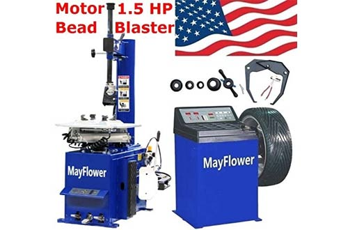 Mayflower Products Bead Blaster Tire Changer Machines