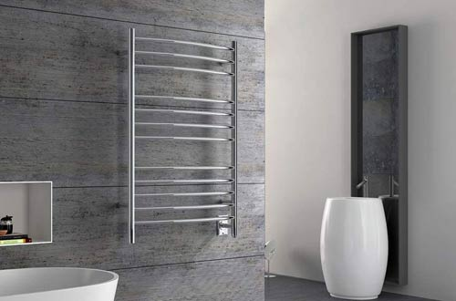 Hardwired Heated Towel Racks