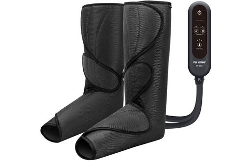 FIT KING Leg Compression Air Massagers for Circulation and Relaxation