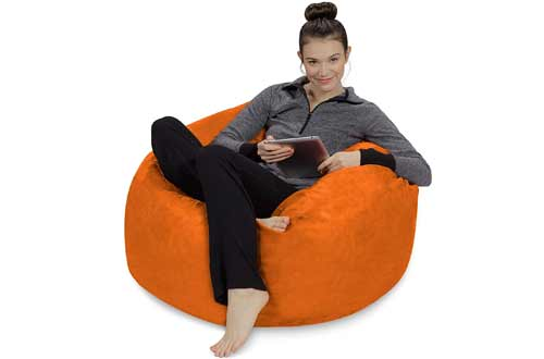 Sofa Sack Large Ultra Soft Bean Bag Chairs for Adults