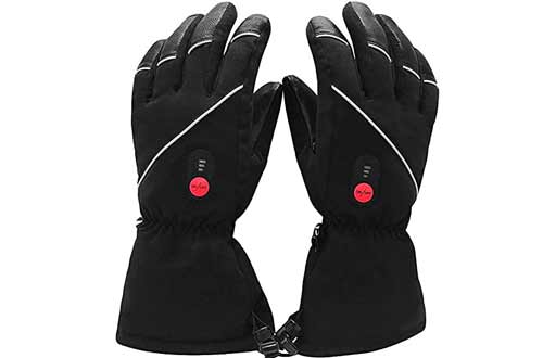 Savior Rechargeable Electric Heated Gloves
