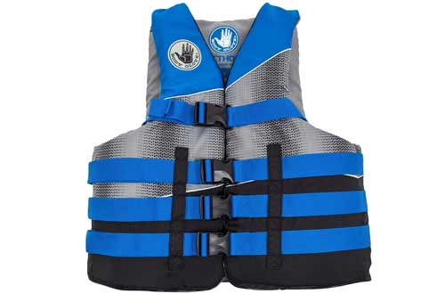Body Glove Method USCG Nylon Kayak Life Jackets