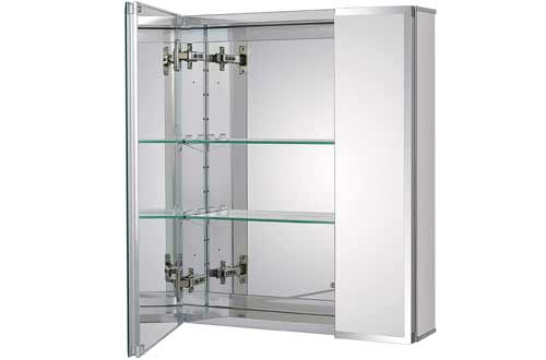 Bathroom Surface Mount Medicine Cabinets with Mirror