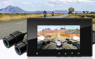 Motorcycle Recording Camera System