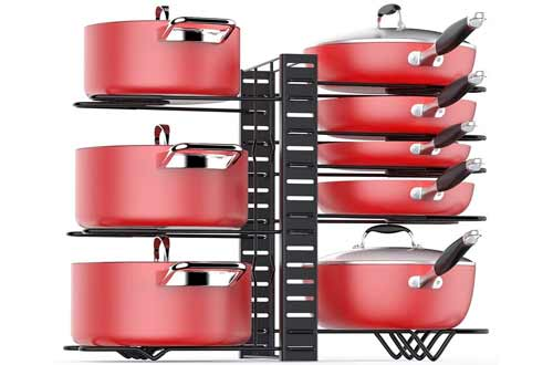Pots and Pans Organizers