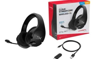 HyperX Cloud Stinger Core Fight Wireless Gaming Headsets