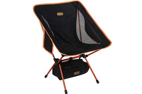 Trekology Portable Foldable Backpack Chairs
