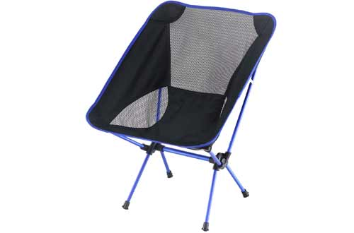 Sutekus Folding Backpacking Chair