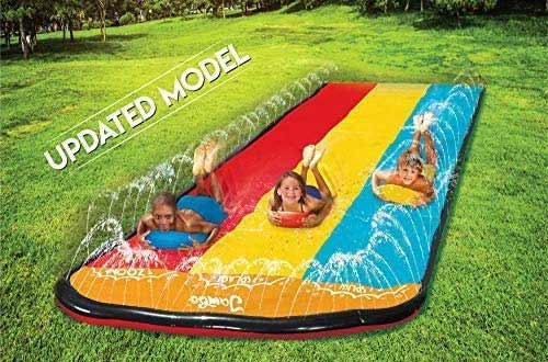 Water Slides for Kids and Adults